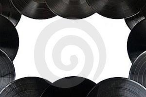 винил рамки рекордный Стоковая Фотография RF - изображение: 19705077