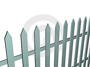 Wooden Fence Royalty Free Stock Images - Image: 19709079