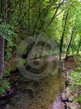 Slow Flow Stock Images - Image: 19709214