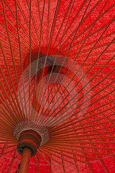 Japanese Parasol Stock Images - Image: 19711974