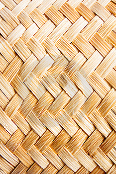 Weave Handmade Natural Asian Background Stock Images - Image: 19714384