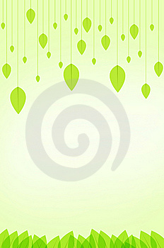 Green Leaves Background Stock Photos - Image: 19715333