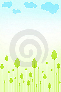 Green Leaves Background Royalty Free Stock Photos - Image: 19715338