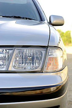 Headlight Stock Photo - Image: 19715560