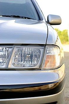 Headlight Stock Photo - Image: 19715560