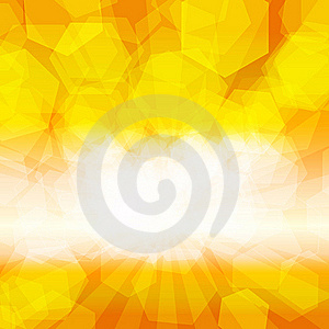 Abstract Orange Background Royalty Free Stock Images - Image: 19717749