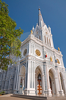 Church In Thailand Royalty Free Stock Photography - Image: 19720637