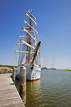 Sailing Ship Stock Photography - Image: 19723792
