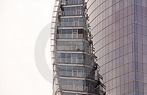 Part Of Building From Glass Stock Photo - Image: 19723900
