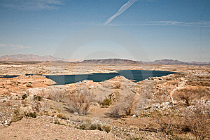 Lake Mead Royalty Free Stock Image - Image: 19723986