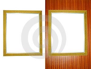 Blank Photo Frame Royalty Free Stock Photos - Image: 19728728