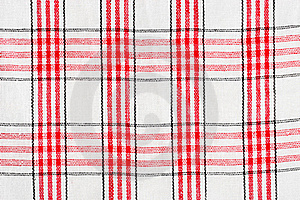 Checkered Tablecloth Stock Photos - Image: 19731393