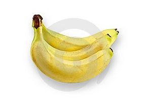 Ripe Bananas Royalty Free Stock Images - Image: 19735519