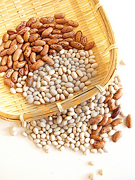 Beans Royalty Free Stock Images - Image: 19735919