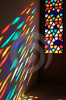 Stained-glass Window Stock Images - Image: 19753584