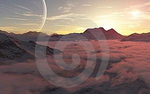 Fantasy Atmosphere Royalty Free Stock Image - Image: 19753946