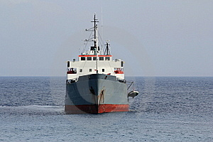 Tanker Ship Royalty Free Stock Images - Image: 19755329