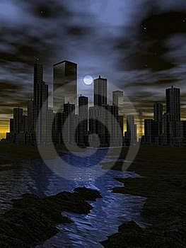 Buildings Royalty Free Stock Photo - Image: 19756655