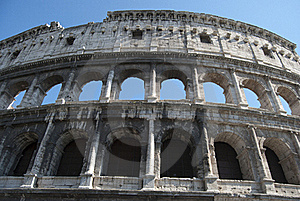 Coloseum Royalty Free Stock Photography - Image: 19761077