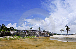 Fishermen Village Royalty Free Stock Photo - Image: 19761425
