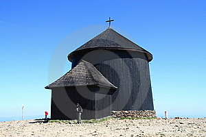 Wooden Church Stock Photography - Image: 19770432