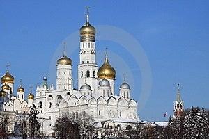 Moscow Kremlin Stock Photography - Image: 19770542