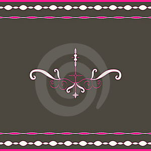Ornamental Design Royalty Free Stock Photography - Image: 19771257