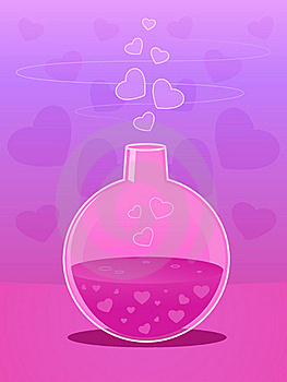 Love Potion Stock Images - Image: 19771744
