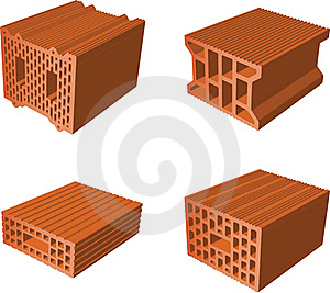 Brick Block Masonry Royalty Free Stock Photography - Image: 19772617