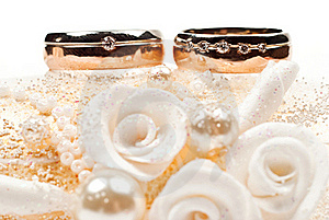 Wedding Rings Stock Photos - Image: 19773893