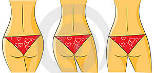 Sexy Hips Stock Image - Image: 19778791