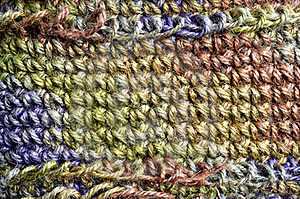 Colorful Yarn Weave Royalty Free Stock Photography - Image: 19781117
