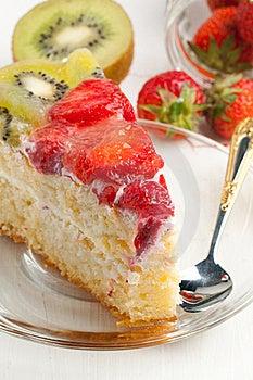 Fruit Cake Royalty Free Stock Image - Image: 19781186