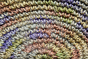 Colorful Yarn Weave Stock Photos - Image: 19781223
