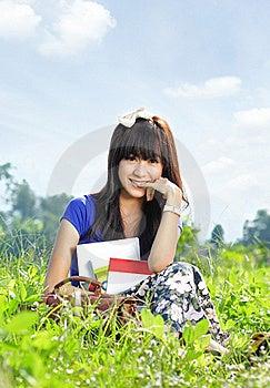 Smiling Girl Stock Photos - Image: 19782583