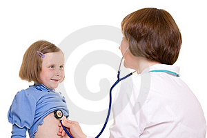 Doctor And Child Stock Images - Image: 19783184