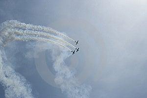 Acrobatic Flight, Raw Stock Image - Image: 19785381