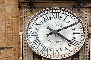 Clock Royalty Free Stock Photo - Image: 19788775