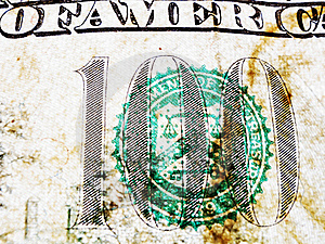 Dollar Bill Royalty Free Stock Images - Image: 19794069