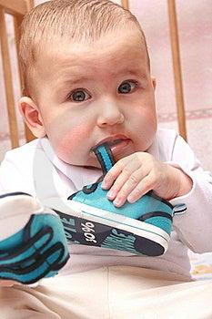 Baby Boy Royalty Free Stock Photos - Image: 19796628