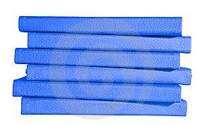 Notebooks Blue Stock Photos - Image: 19798483