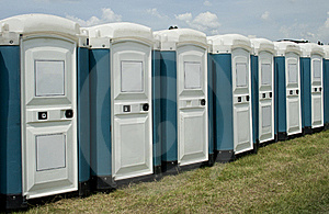 Ecological Toilettes Royalty Free Stock Photo - Image: 19798935