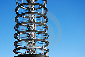 Metal Tower Stock Photos - Image: 1986033