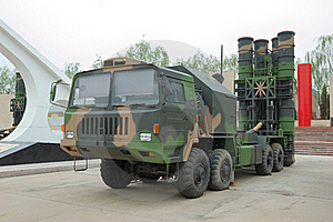 Missile System Royalty Free Stock Image - Image: 19800866
