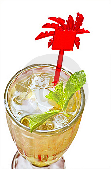 Isolation Photo Of Fresh Drink Royalty Free Stock Images - Image: 19807789