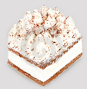 Tiramisu Cake Stock Photo - Image: 19807810