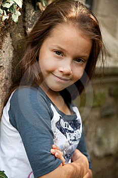 Cute Girl Stock Photo - Image: 19809320
