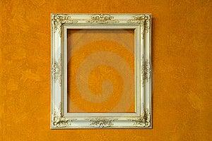 Antique Ivory Frame Royalty Free Stock Photography - Image: 19812547