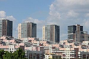 Modern Multifamily Housing Stock Images - Image: 19813134