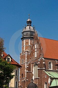 Krakow Old City Stock Photography - Image: 19814032